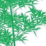 竹子剪纸的CAD创作